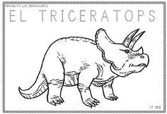 RECURSOS DE EDUCACION INFANTIL: PROYECTO DINOSAURIO: FICHAS Dinosaur Projects, Bilingual Classroom, Dinosaur Coloring, Toddler Activities, Moose Art, Album, Animals, Homeschooling, Dragons