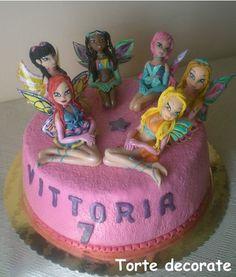 Torta Winx 09