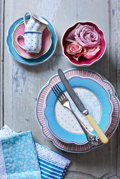 Porcelain by Lisbeth Dahl Copenhagen Spring/Summer 13. #LisbethDahlCph #Porcelain
