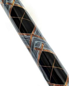 Wrap by Ian Drent Custom Fishing Rods, Fly Fishing Rods, Golf Shafts, Cool Wraps, Fishing Adventure, Spinning Rods, Wrap Pattern, Thread Art, Bait