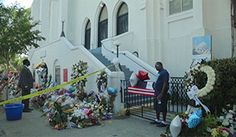 Powerful Witness: Forgiveness in Charleston. If the Confederate flag is a symbol of hate, then the families of those killed in last week's Charleston church massacre are symbols of love.