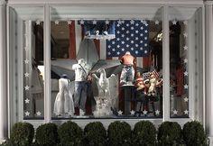 Ralph Lauren children's store window.