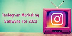 GRAM's FOR BUSINESS: Five Instagram Marketing Software Every Marketer Should Use In 2020 Marketing Software, Marketing Tools, Affiliate Marketing, Instagram Software, Social Media Management Software, Brand Promotion, Business Profile, Competitor Analysis
