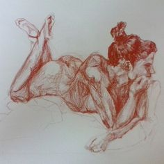 Red conté on 420 x 297 mm 160g card. Lovely evening at the gallery with the Thursday evening artists group #lifedrawing #wip #lifedrawing #stages #stage5 #Dublin #nightlife Check more at http://www.voyde.fm/photos/international-party-cities/red-conte-on-420-x-297-mm-160g-card-lovely-evening-at-the-gallery-with-the-thursday-evening-artists-group-lifedrawing-wip-lifedrawing-stages-stage5/