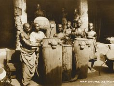 The War Drums of the Ashanti Tribesmen - Gold Coast, West Africa - Ghana Photographic Print in 2020 Ivory Coast, Gold Coast, African Natural Hairstyles, War Drums, Sporty Hairstyles, Black Hairstyles, Hairstyles Pictures, Prom Hairstyles, Halo Braid