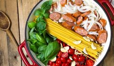 5 raisons de succomber au One Pot Pasta