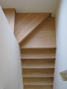桐階段写真No.2 Stairs, Design, Home Decor, Stairway, Staircases, Interior Design, Ladders, Design Comics, Home Interior Design