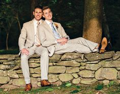 Love has no gender and being gay is a blessing. ♥♥ Guy & Chris http://www.youtube.com/user/LGBTparNatureAussi https://www.facebook.com/guychris.lgbtnature https://www.facebook.com/LgbtParNatureAussi https://twitter.com/LGBTparNature http://about.me/LGBTparNatureAussi.
