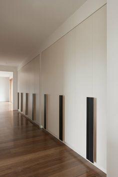 Rhythm. The Finnon Glenn House by Australian architect Dohert Lynch.