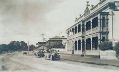 Beach Road, Mornington, 1930s.