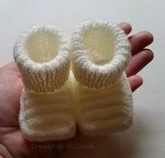Knitting Socks, Baby Knitting, Knit Baby Booties, Knit Crochet, Baby Shoes, Slippers, Kids, Clothes, Angeles
