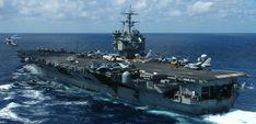 USS Enterprise CVN-65 Aircraft Carrier US Navy Us Navy Aircraft, Navy Aircraft Carrier, Tiger Cruise, Naval Station Norfolk, Uss Enterprise Cvn 65, Subic Bay, Steam Turbine, World Cruise, Arabian Sea