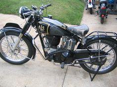1947 AJS 500