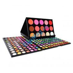 Eyeliner, Eyeshadow, Blush, Lip Gloss, Cube, Toys, Eye Shadow, Eye Liner, Eye Shadows