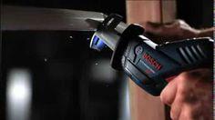 Bosch Power Tools - The Art of Power Video (PHANTOM CAMERA)