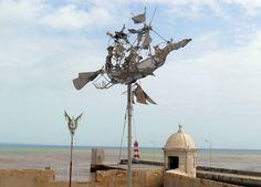 Lagos - Weird Sculptures