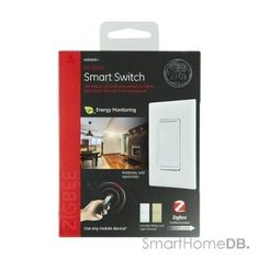 @SmartHomeDB NEW PRODUCT: #zigbee In-Wall On/Off Switch