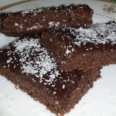 Recipe Coconut Weetbix Slice by MGJG - Recipe of category Baking - sweet