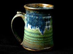 Handmade Stoneware Mug by FormanPottery on Etsy