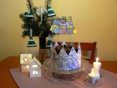 Moje a Adamkovo ihrisko: Trojkráľový koláč