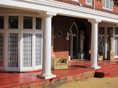 WYNNSTAY | BLUE PLAQUES OF SOUTH AFRICA