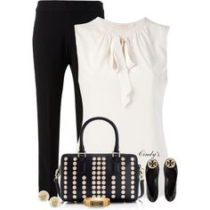 """""""Tory Burch"""" by cindycook10 on Polyvore"""