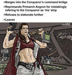 Warhammer 40k Memes, Warhammer Art, Warhammer Fantasy, Warhammer 40000, Video Game Memes, Video Games Funny, Funny Games, Smart Auto, Image Fun