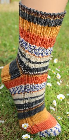 Ravelry socks pattern
