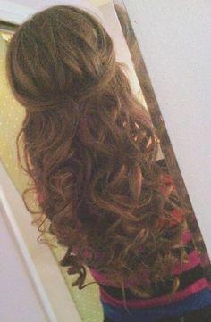 Curls! #long #hair #curls