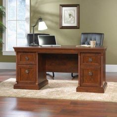 Cherry Executive Office Furniture