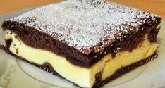 Teta mi dlouhá léta nechtěla dát tajný recept na tento výborný čokoládový koláč! Nyní ho dávám i vám, protože ho zaručeně musíte ochutnat - Pound Cake, Sweet Recipes, Cooking Tips, Cookie Recipes, Cheesecake, Food And Drink, Sweets, Cookies, Projects