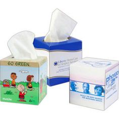 Custom Tissue Paper, Cubes, Facial Tissue, Magic, Products, Gadget