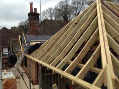 New #Roof