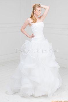 Abiti da Sposa Delsa D6603 Delsa Couture 2014