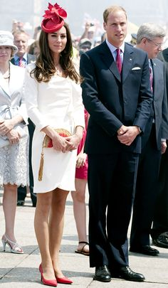 Kate Middleton's Stunning Royal Style: Chic in Canada