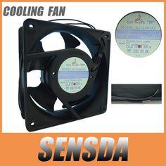 Axial fan cooler 220v high quality SANJUN 120mm 12038 120*120*38 mm SJ1238HA2 0.13 Cooling Fans