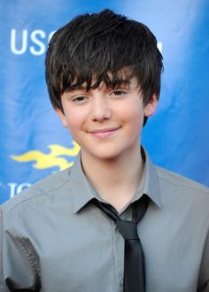 For Isaac? Image detail for -Simply Bangs Hairstyles with Messy Style for Young Boy from Greyson ...