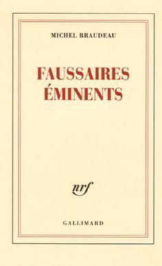 Ce livre regroupe six portraits de faussaires d'abord publiés dans Le Monde. Michel Braudeau s'interroge sur le faux dans l'art et aussi sur le mécanisme de la tromperie : est-ce le faussaire qui trompe le public ou le public qui ne demande qu'à être trompé ?