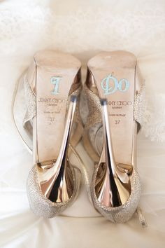 Bridal shoe idea - ""