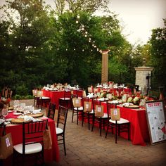 Ces & Judy's Catering worked hand-in-hand with Kate & Co., Two Blue Doors and Artistry Florist on this on of a kind stunning rehearsal dinner. Who says the pre-party can't be fabulous too?