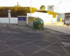 El escaso #reciclaje de #PuenteTablas