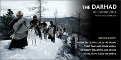 Jimmy Nelson: before they pass away: The Darhad | Mongolia