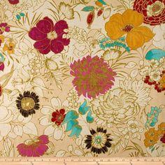 Custom Designer Draperies Royal Fabrics by EliseQuinnInteriors