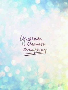 Blessings and Raindrops: gratitude changes everything.