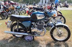MZ on display at the 2019 Barber Vintage Motorcycle Festival -- Birmingham, Alabama Honda Cx500, Ducati, Racing Motorcycles, Vintage Motorcycles, Dunlop Tires, Motorcycle Museum, Japanese Motorcycle, Race Engines, Motorcycle Leather