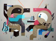 Illustration by Olivier Vrancken