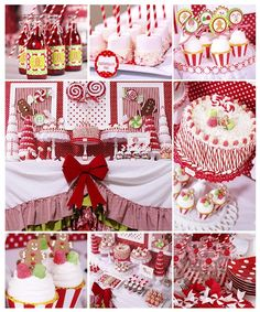 Adorable Christmas party ideas! Im gonna save this for the Holidays....