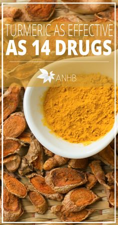 Turmeric As Effective As 14 Drugs - All Natural Home and Beauty