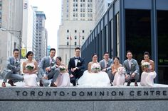 Romance in the Financial District and The Incomparable Warehouse Event Centre Shangri La Hotel, Downtown Toronto, The Chic, Beautiful Bride, Centre, Photo Ideas, Wedding Photos, Romance, Couples