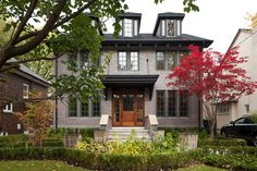 Toronto renovation photographed by Peter A. Sellar.   # Pin++ for Pinterest #